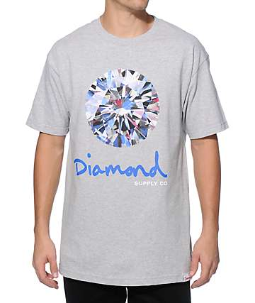 Diamond Supply Co Brilliant T-Shirt