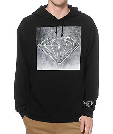 Diamond Supply Co Chalk Hoodie