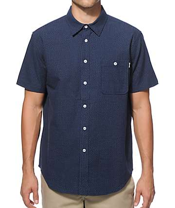 Diamond Supply Co Covington Button Up Shirt