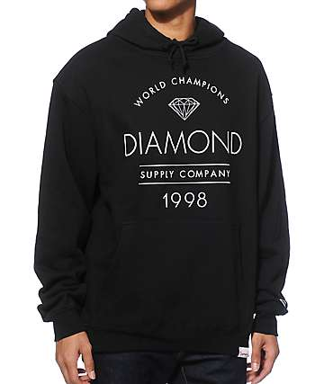 Diamond Supply Co Craftsman Hoodie