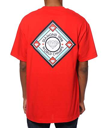 Diamond Supply Co Diamond League T-Shirt