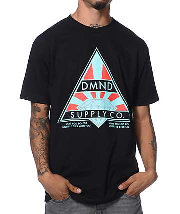Diamond Supply Co Eternal Black T-Shirt