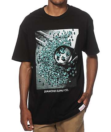 Diamond Supply Co Gem Quality T-Shirt