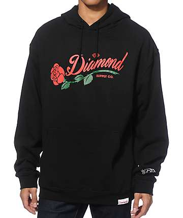 Diamond Supply Co La Rosa Hoodie