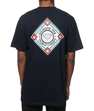 Diamond Supply Co League T-Shirt