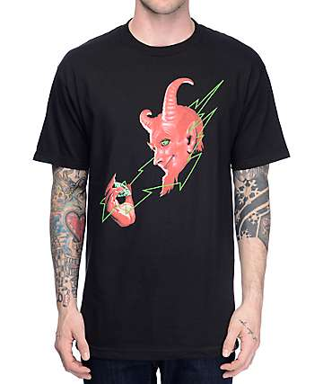 Diamond Supply Co Mischief Black T-Shirt
