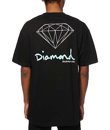 Diamond Supply Co OG Sign T-Shirt