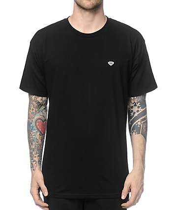 Diamond Supply Co Pavilion Black T-Shirt