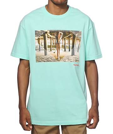 Diamond Supply Co Pier Girl T-Shirt
