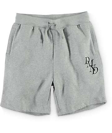 Diamond Supply Co Serif Sweat Shorts