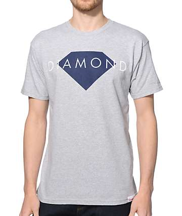 Diamond Supply Co Solid T-Shirt