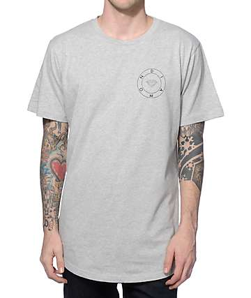 Diamond Supply Co Time Long T-Shirt