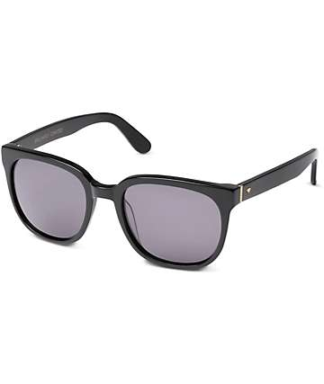 Diamond Supply Co Tom Black Polarized Sunglasses