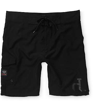 Diamond Supply Co Un-Polo 21.5 Board Shorts