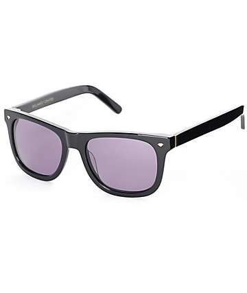 Diamond Supply Co Vermont Black Polarized Sunglasses