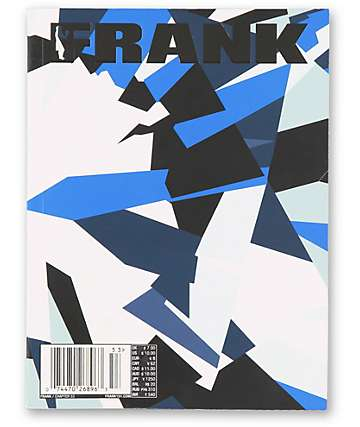 Diamond Supply Co X Frank 151 Diamond Life Book