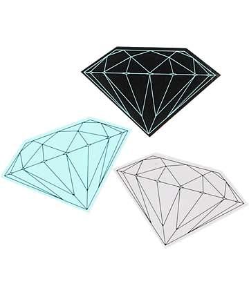 Diamond Supply Co vinilo Brilliant