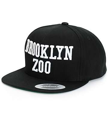 Diamond Supply Co x ODB Brooklyn Zoo Snapback Hat