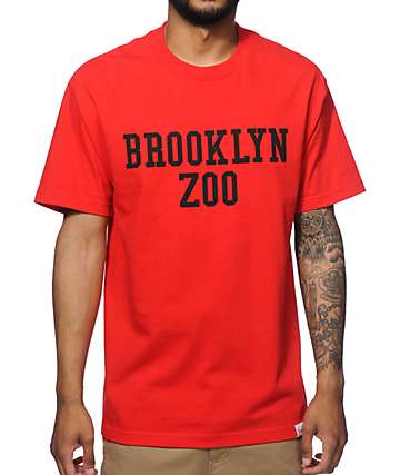 Diamond Supply Co x ODB Brooklyn Zoo T-Shirt