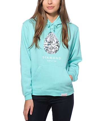 Diamond Supply Co. 101 Carats Hoodie