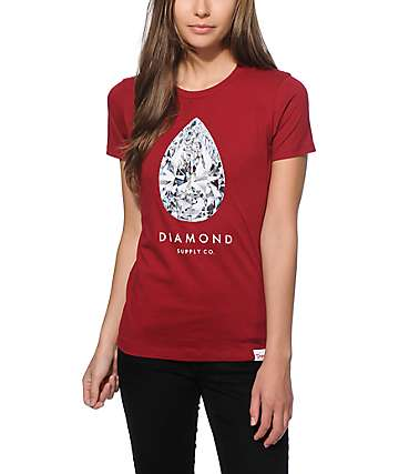 Diamond Supply Co. 101 Carats T-Shirt