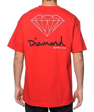 Diamond Supply Co. ATL OG Sign T-Shirt