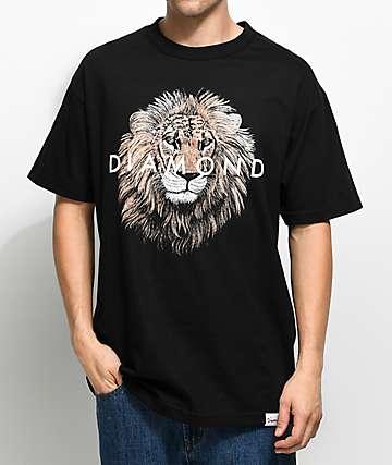 Diamond Supply Co. Apex camiseta negra