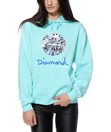 Diamond Supply Co. Brilliant Diamond Hoodie