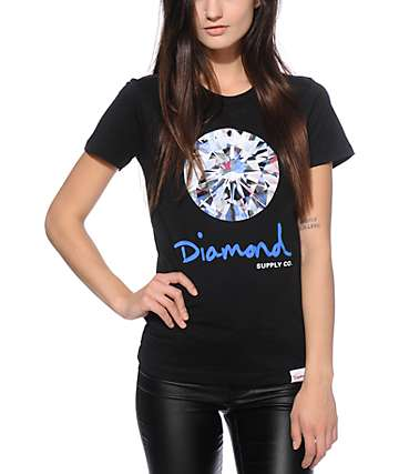 Diamond Supply Co. Brilliant Diamond T-Shirt