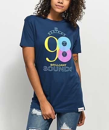 Diamond Supply Co. Brilliant Sounds Navy T-Shirt