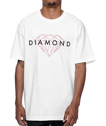 Diamond Supply Co. Brilliant White T-Shirt