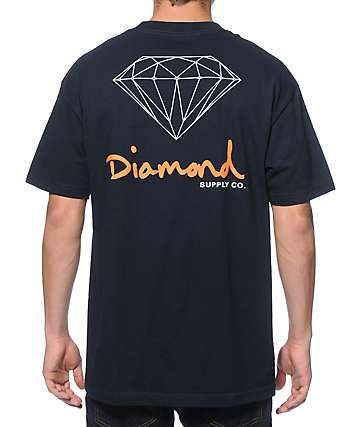 Diamond Supply Co. CHI OG Sign T-Shirt