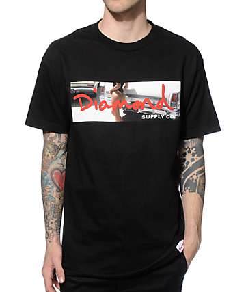 Diamond Supply Co. Cali Life T-Shirt