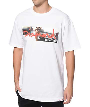 Diamond Supply Co. Cali Life T-Shirt