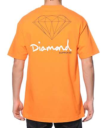 Diamond Supply Co. DEN OG Sign T-Shirt