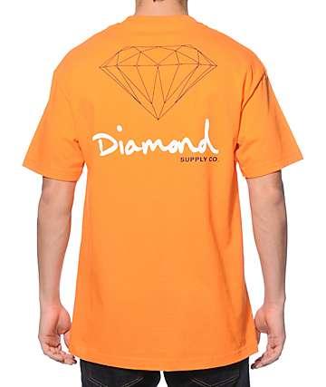 Diamond Supply Co. DEN OG Sign T-Shirt