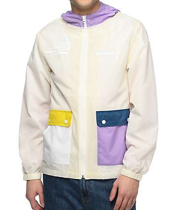 Diamond Supply Co. Deco Ivory Jacket