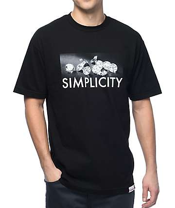 Diamond Supply Co. Definition Black T-Shirt