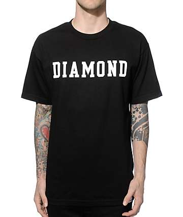 Diamond Supply Co. Diamond Block T-Shirt