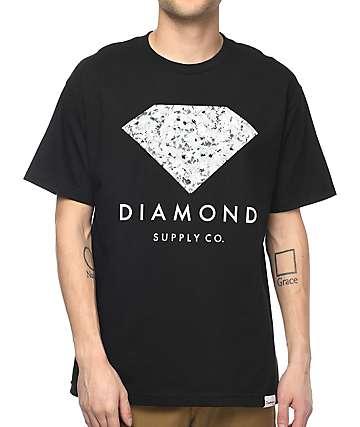 Diamond Supply Co. Infinite camiseta negra