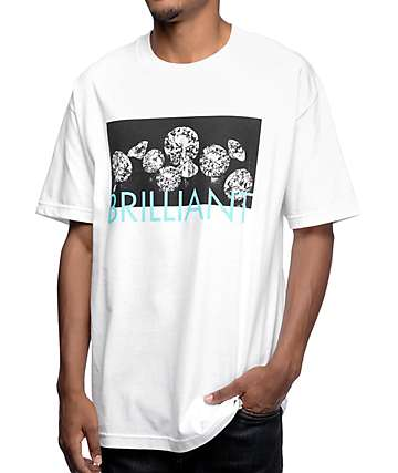 Diamond Supply Co. Jewels White T-Shirt