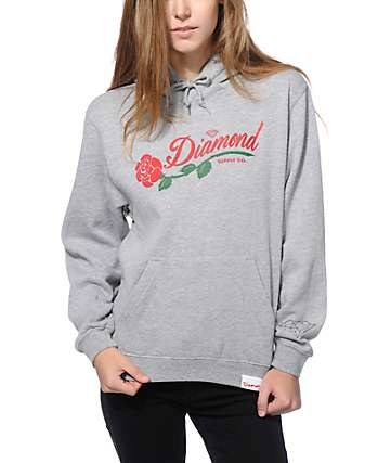 Diamond Supply Co. La Rosa Hoodie