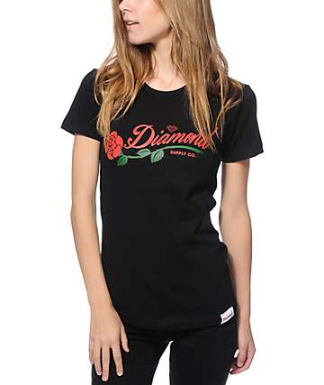 Diamond Supply Co. La Rosa T-Shirt