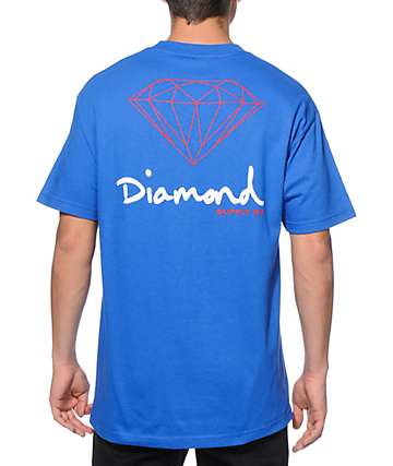 Diamond Supply Co. NYG OG Sign T-Shirt