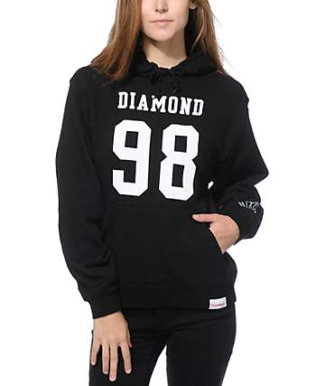 Diamond Supply Co. Nine Eight Hoodie