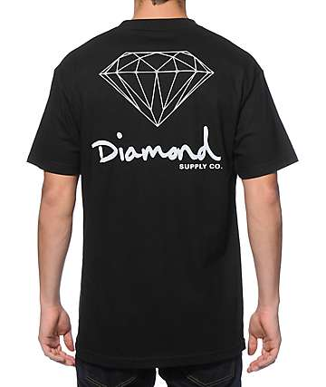 Diamond Supply Co. OAK OG Sign T-Shirt