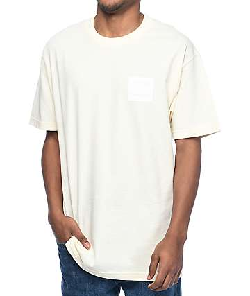 Diamond Supply Co. OG Cut Out Cream T-Shirt