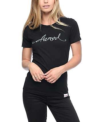 Diamond Supply Co. OG Scripted Black T-Shirt