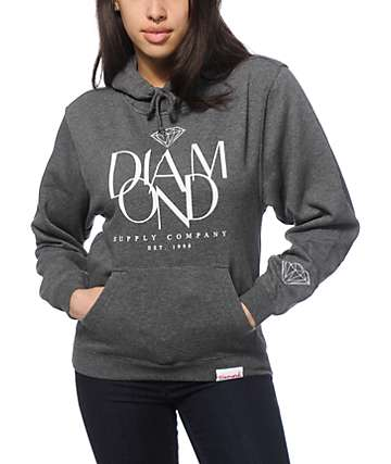 Diamond Supply Co. Parisian Hoodie