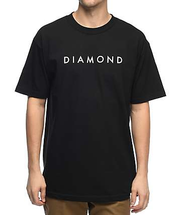 Diamond Supply Co. Practice Black T-Shirt